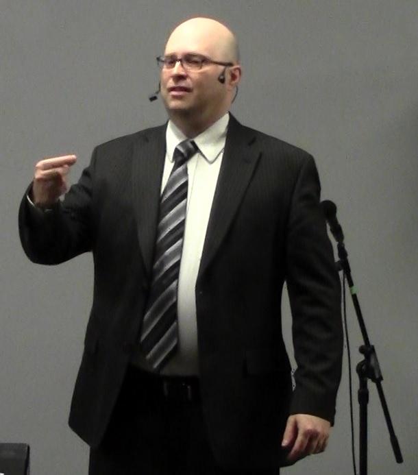 Carl Richards | Speaking